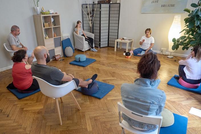 Mindfulness Corso di Gruppo Torino