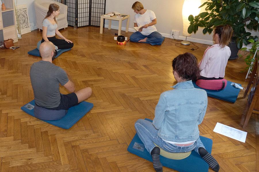 Mindfulness Esercizi Guidati
