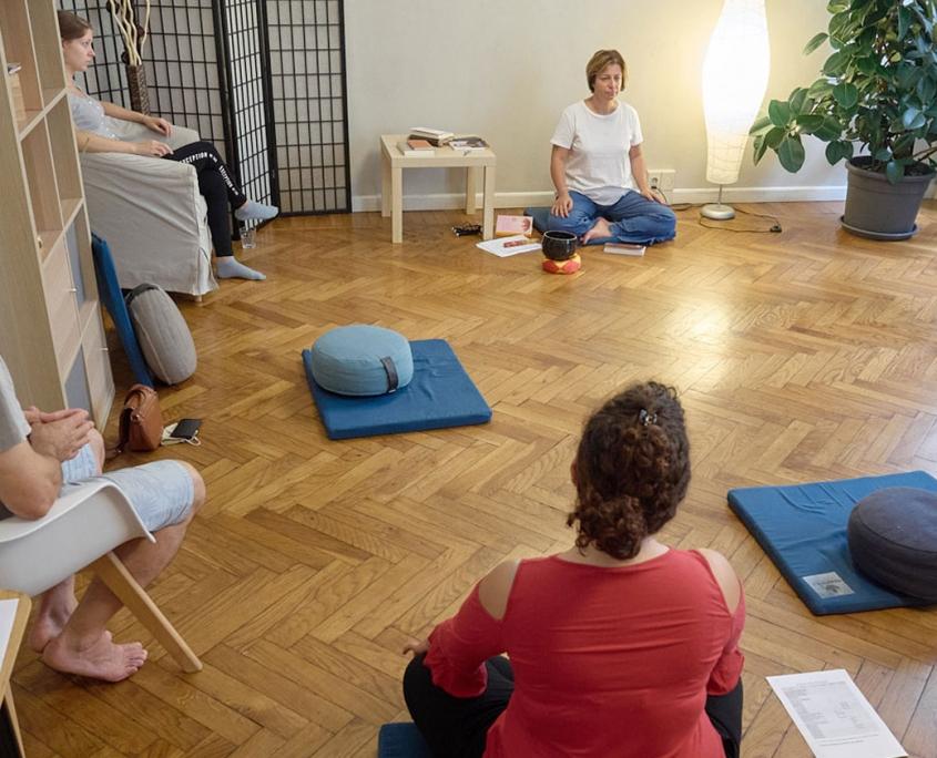 Mindfulness mbsr Online